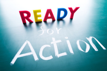 take action to grow sales