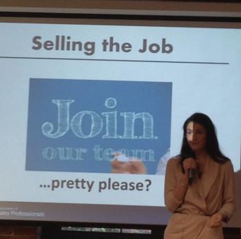 retain top sales talent