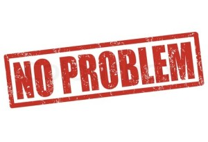 stop saying no problem and grow business