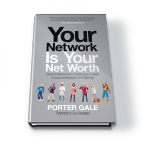 grow sales by growing your network