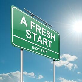 grow sales by starting fresh