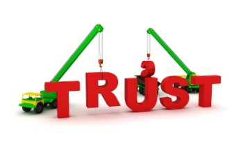 build trust and grow sales