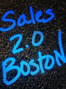 sales takeaways from Sales 2.0 Boston