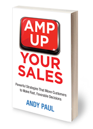 AMP Up Your Sales to grow revenues