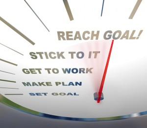 Plan to achieve sales goals