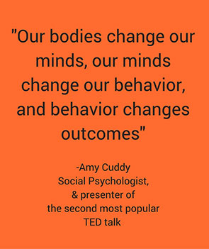 Amy Cuddy Quote
