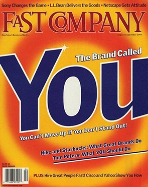 Build Your Brand Called You