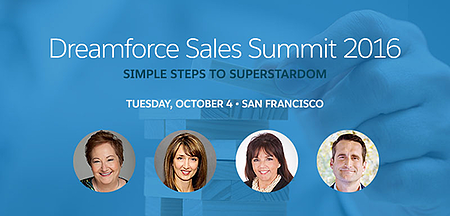 Dreamforce_Sales_Summit_16_#DF16