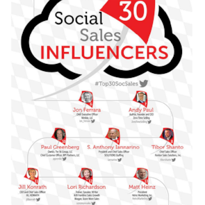 Lori Richardson Top 30 Social Sales Influencers