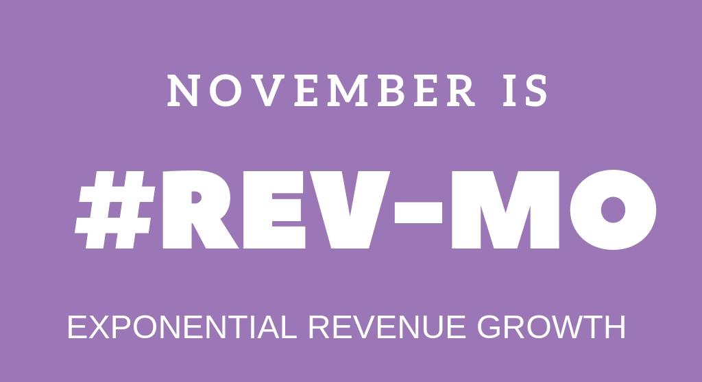 NOVEMBER #REV-MO