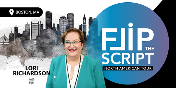 Speaker_LORI-RICHARDSON Flip The Script