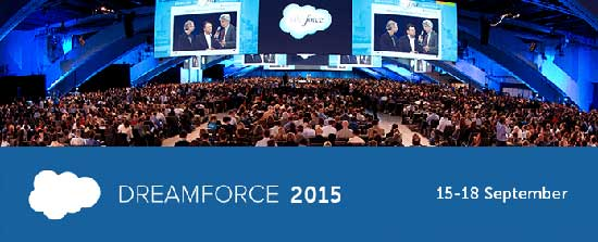 The Power of Dreamforce 15