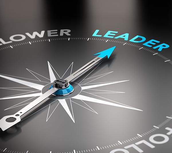We Lead with Sales Leadership