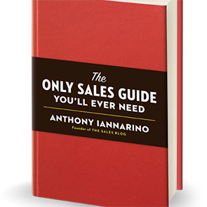 Review of The Only Sales Guide You'll Ever Need by Anthony Iannarino
