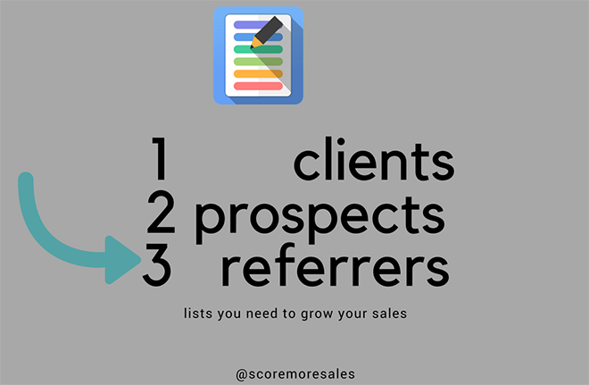 Sellers – Do You Have a Third List to Grow Revenues With?
