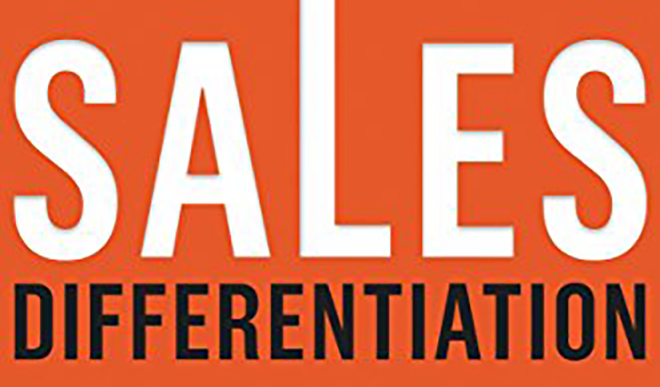 Book Review - Sales Differentiation - by Lee B. Salz