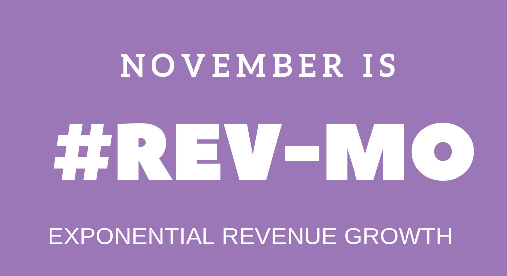 November #REV-MO More Revenue