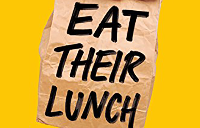 Book Review - Eat Their Lunch